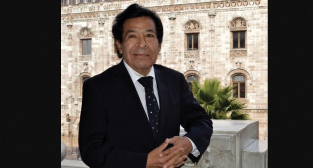 Murió el tenor José Guadalupe Reyes - Foto de @musicaunam