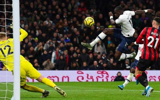 Tottenham vence al Bournemouth y continúa la racha de José Mourinho - Mourinho sigue en racha y acerca al Tottenham a la Champions