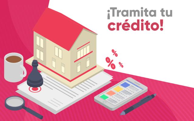Infonavit permitirá a concubinos juntar crédito para comprar una casa - Publicidad para tramitar un crédito en el Infonavit. Foto de @ComunidadInfonavit