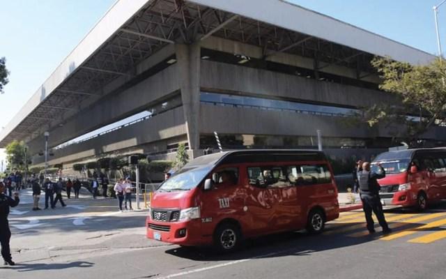 Transportistas se manifiestan en Tijuana - Foto de Tijuana en Línea