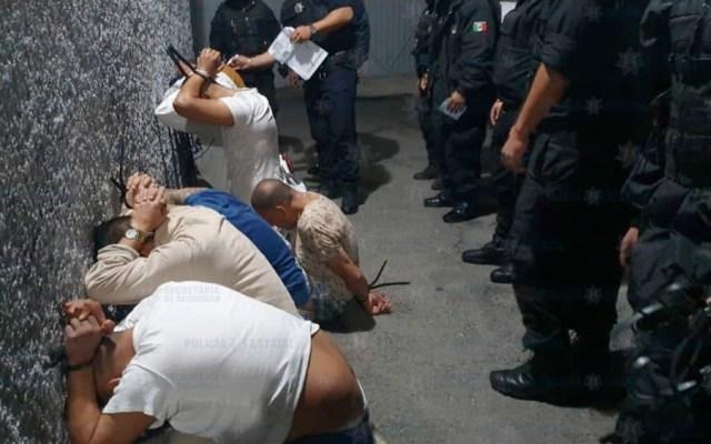 Trasladan a diferentes reclusorios a 11 reos del penal de Ecatepec - Trasladan a diferentes reclusorios a 11 reos del penal de Ecatepec