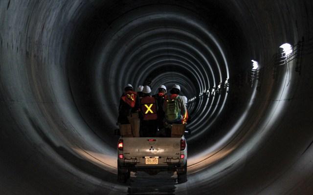 Concluyen obras del Túnel Emisor Oriente - Túnel Emisor Oriente