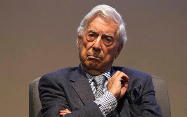 Gutiérrez Müller responde críticas de Vargas Llosa contra AMLO - Mario Vargas Llosa