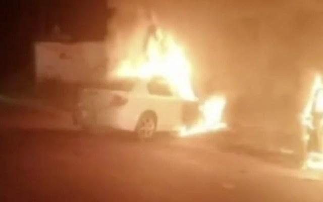 Operativo en Cereso de Ciudad Juárez deja 10 muertos y vehículos quemados - Foto de Noticieros Televisa