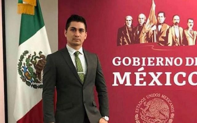 Renuncia cónsul de México en Las Vegas tras acusación de agresión sexual - Víctor Alberto Barreras Castro. Foto de La Razón