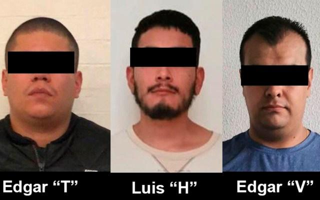 Vinculan a proceso a tres presuntos responsables de robo a Casa de Moneda - Vinculados a proceso por robo a Casa de Moneda. Foto de @FGRMexico / LDD