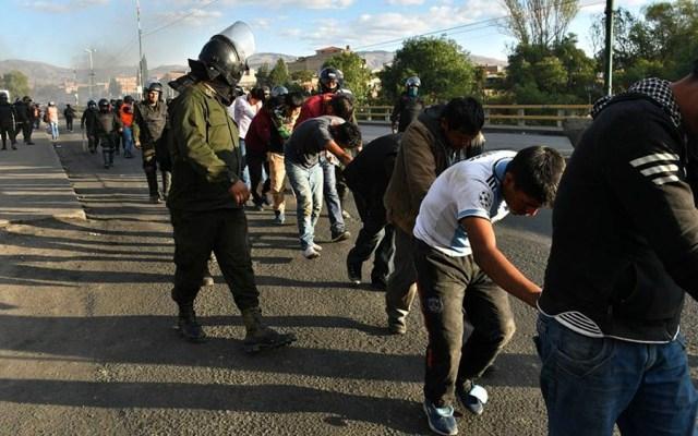 CIDH condena el uso desproporcionado de la fuerza en Bolivia - CIDH condena el uso desproporcionado de la fuerza en Bolivia