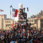 Participación ciudadana en manifestaciones en países de América Latina