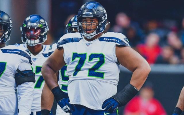 Defensivo de Seattle suspendido por violar política de sustancias - Foto de Seattle Seahawks