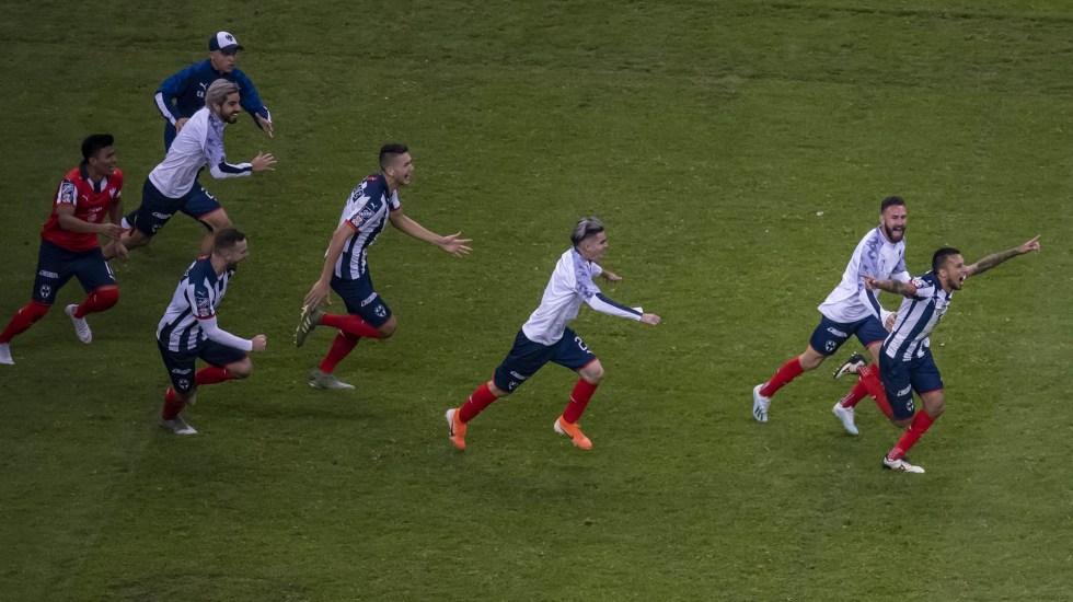 Monterrey es campeón del futbol mexicano - América Monterrey final partido 2