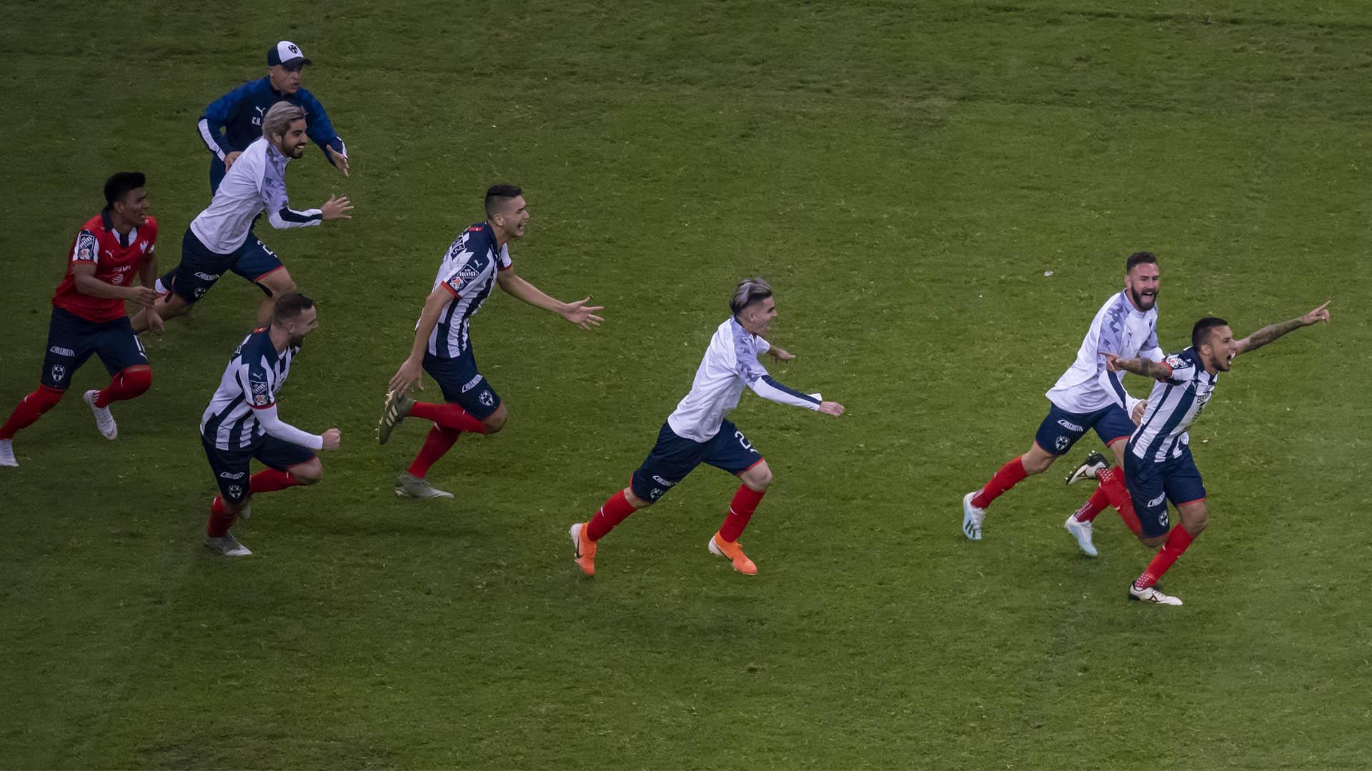 América Monterrey final partido 2