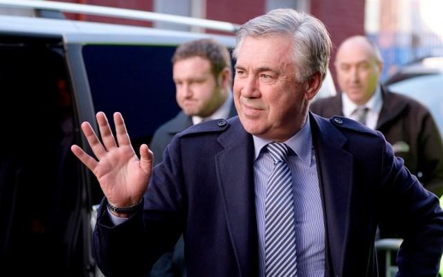Carlo Ancelotti, nuevo entrenador del Everton - Carlo Ancelotti, nuevo entrenador del Everton