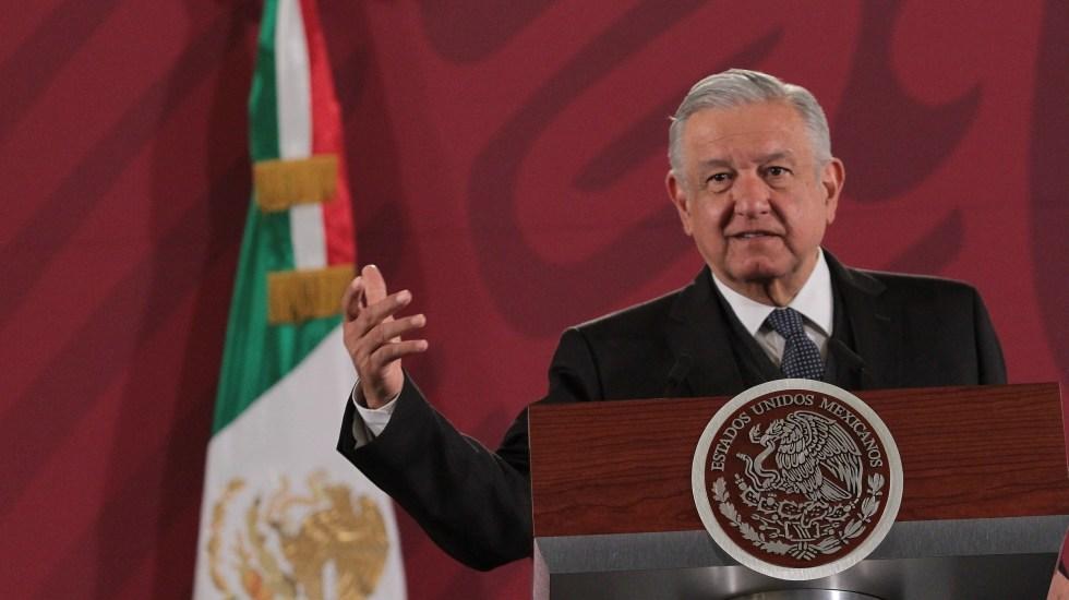 Conferencia de AMLO (13-12-2019) - 91212046. Ciudad de México, 12 Dic 2019 (Notimex-Gustavo Durán).- El Presidente Andrés Manuel López Obrador, durante sesión de preguntas y respuestas en la conferencia matutina del día de hoy. Ciudad de México, 12 de diciembre de 2019. NOTIMEX/FOTO/GUSTAVO DURÁN/GDH/POL/4TAT