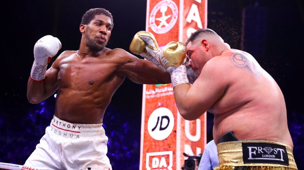 Andy Ruiz pierde por decisión unánime contra Anthony Joshua - El mexicano perdió por decisión unánime ante el inglés, en una pelea donde ninguno de los peleadores cayó a la lona