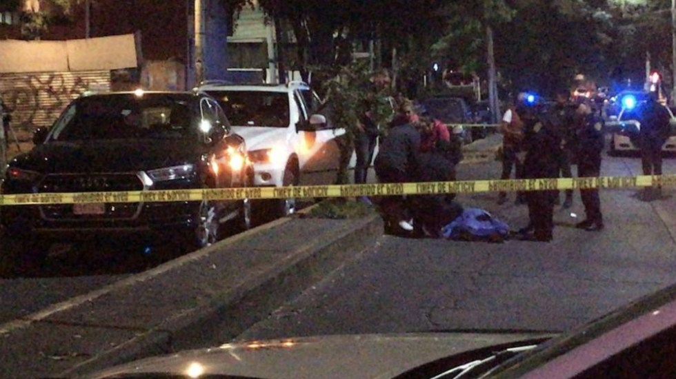 Asesinan a automovilista en el sur de la Ciudad de México - Automovilista
