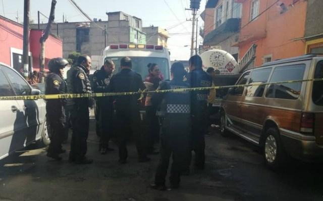 Matan a tres repartidores de gas en calles de la CDMX y Edomex - Foto de @ciemergencias