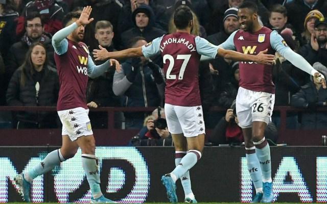 Aston Villa golea a un Liverpool plagado de juveniles - Foto de EFE