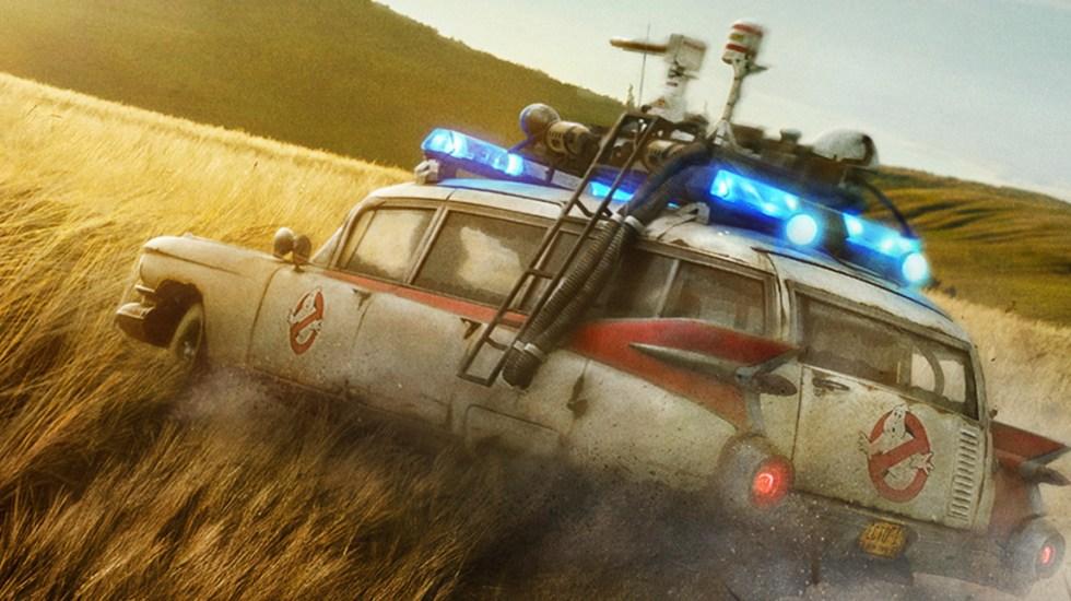 #Video Regresan Ghostbusters con tráiler de 'El legado' - Ectomobile . Foto de @Ghostbusters