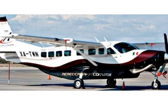 Continúa búsqueda de avión pequeño desaparecido tras despegar de Hermosillo - Continúa búsqueda de avión pequeño desaparecido tras despegar de Hermosillo