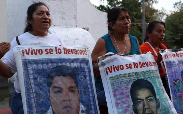 CIDH propone a México reinstalar grupo para investigar el Caso Ayotzinapa - Ayotzinapa normalistas desaparecidos México