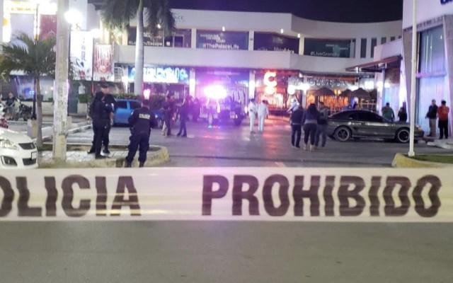 FGE investiga balacera en bar de Cancún que dejó dos muertos - Balacera Cerveceria Chapultepec Cancun