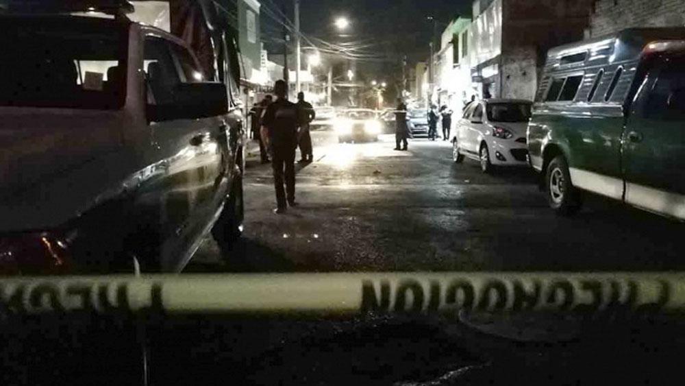 Balacera deja un muerto y un herido en Azcapotzalco - Balacera deja un muerto y un herido en Azcapotzalco