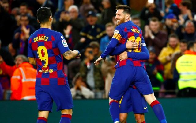 Barcelona gana con facilidad al Deportivo Alavés - Barcelona vence al Deportivo Alavés