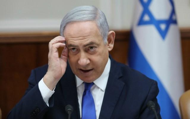 Netanyahu, a 48 horas del plazo para pedir inmunidad y evitar ser juzgado - Foto de EFE