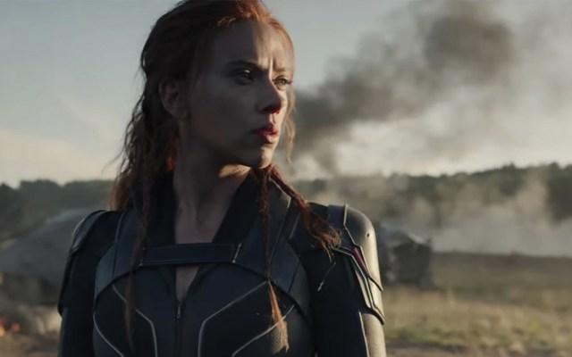 Marvel presenta el primer avance de 'Black Widow' - Captura de pantalla