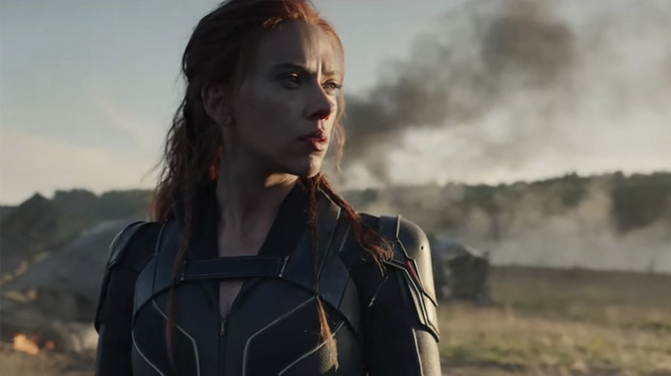 Marvel presenta el primer avance de 'Black Widow' - Captura de pantalla