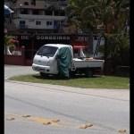 Hallan camión con siete cuerpos en Río de Janeiro