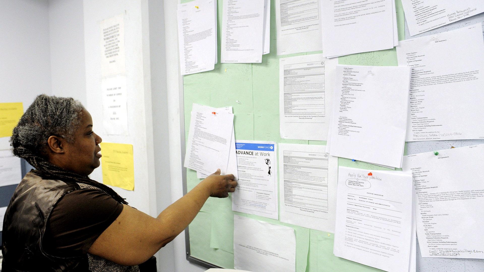 Desciende 3.5 % desempleo en EUA