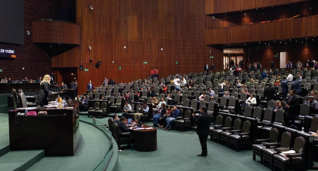 Cámara de Diputados sesión 12 12 2019 01