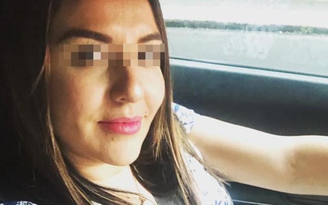 PGJ-CDMX deja libre a principal sospechoso de feminicidio de sobrina de diputado - Carla Sactiné Peña. Foto de Facebook