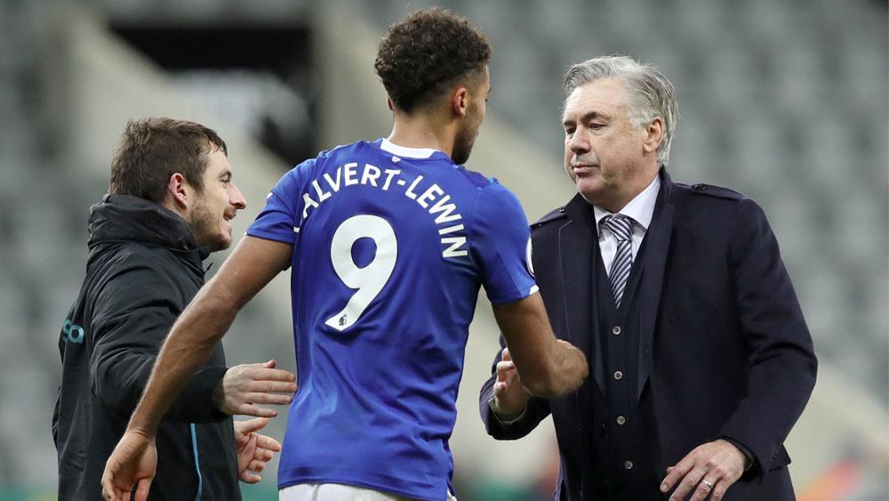 Carlo Ancelotti liga segunda victoria consecutiva con el Everton - Carlo Ancelotti liga segunda victoria consecutiva con el Everton