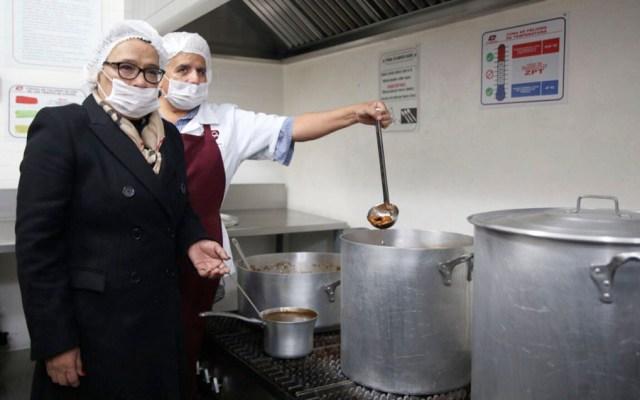 Prepararán 250 cenas de Navidad en el 'Torito' - Prepararan 250 cenas de Navidad en el 'Torito'
