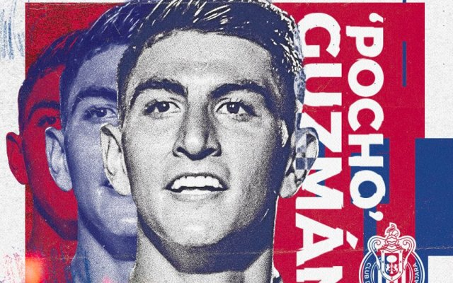 Chivas hace oficial el regreso de Víctor Guzmán - Foto de @Chivas