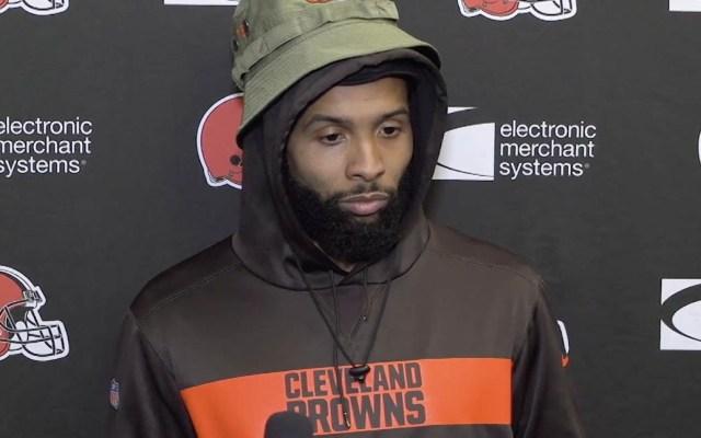 Odell Beckham Jr. pone en duda su continuidad con Browns de Cleveland - Cleveland Browns Odell Beckham Jr