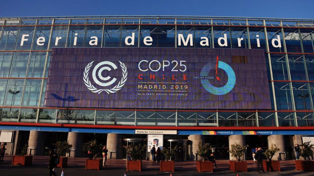 COP25 no ha servido de nada, aseveró Fridays For Future - Foto de @COP25CL