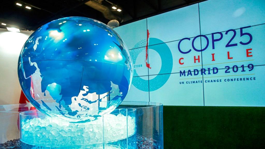 Arranca cumbre climática COP25 en Madrid - COP25. Foto de EFE