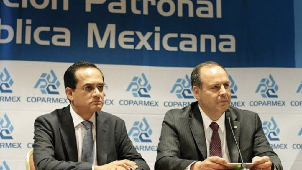 Coparmex pide enfrentar retos para mejorar la economía. Noticias en tiempo real