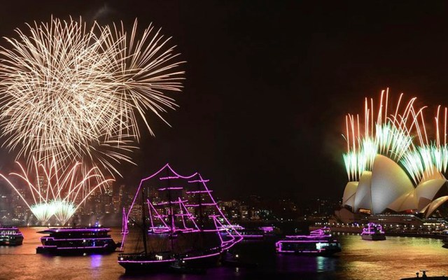 ¿Cuáles son los primeros países en recibir el Año Nuevo? - ¿Cuáles son los primeros países en recibir el Año Nuevo?