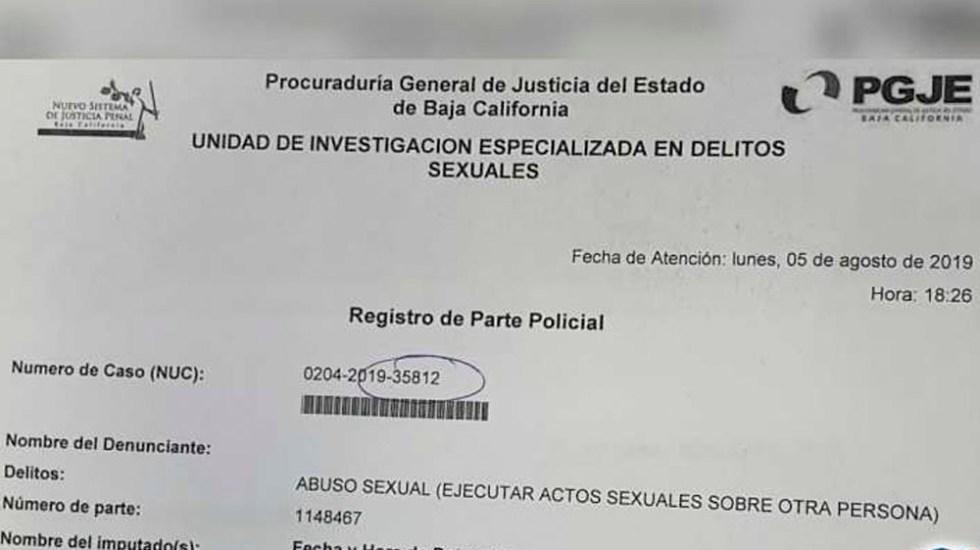 Madre denuncia abuso sexual contra su hijo en escuela de Tijuana - denuncia acoso sexual tijuana