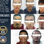 Condenan a 55 años de cárcel a banda de secuestradores en Guanajuato
