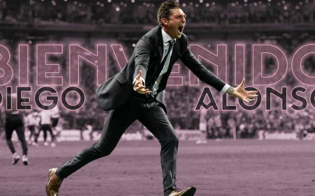 Inter de Miami anuncia a Diego Alonso como director técnico en su debut en la MLS - Inter de Miami anuncia a Diego Alonso como director técnico