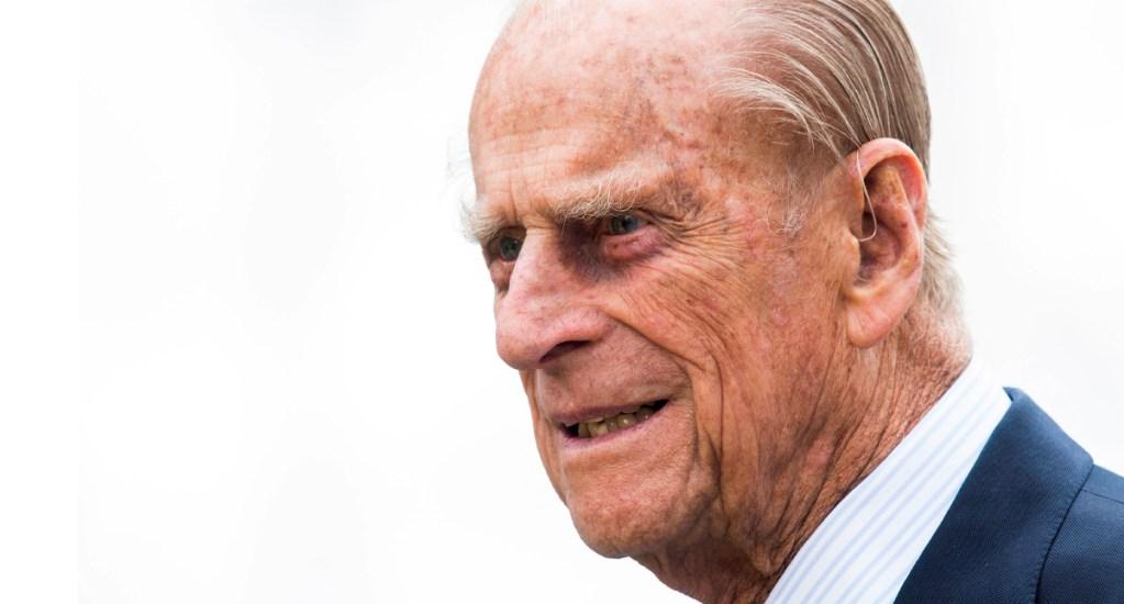 México lamenta la muerte del príncipe Felipe, esposo de la reina Isabel II - El príncipe Felipe, duque de edimburgo,