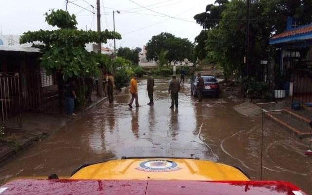 Emiten declaratoria de emergencia en 4 municipios de Sinaloa por lluvias - Emiten declaratoria de emergencia en 4 municipios de Sinaloa por lluvias