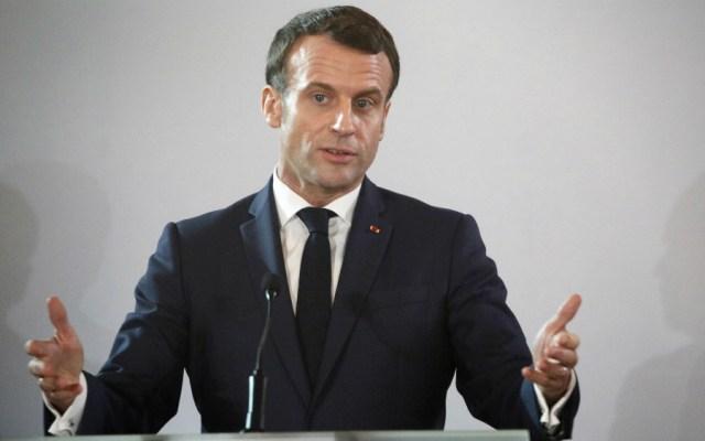 Macron garantiza compromiso con seguridad y soberanía de Irak - Emmanuel Macron