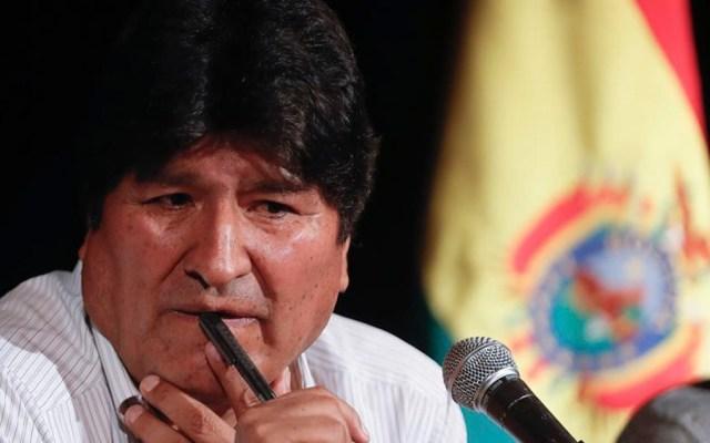 Argentina confirma estatus de refugiado a Evo Morales; se impide su extradición - Argentina confirma estatus de refugiado a Evo Morales; se impide su extradición