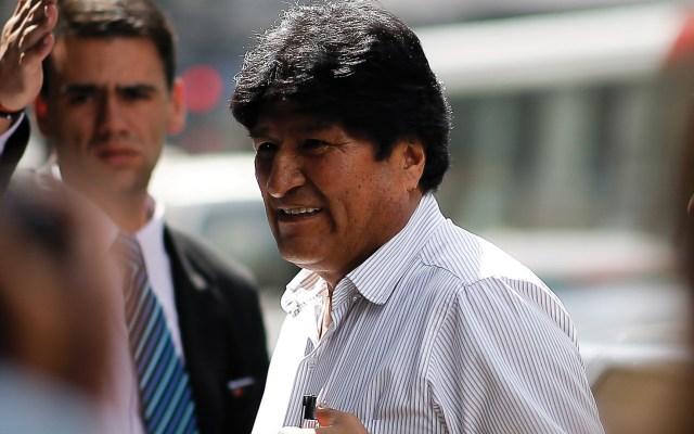 Denuncian supuestos cobros para designar jueces por parte de Evo Morales - Foto de EFE